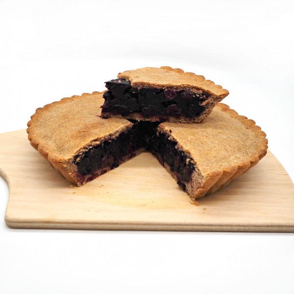 Пироги постные Сладкие из цельнозерновой муки в ассортименте