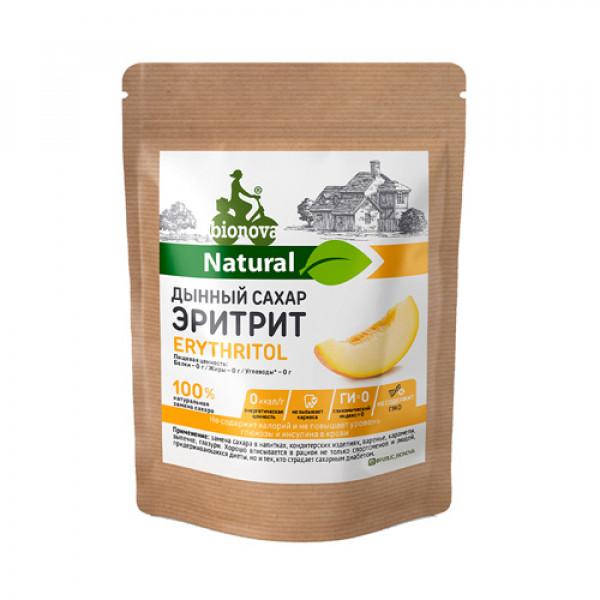 """Сахарозаменитель """"Эритрит"""" Bionova, 200 г"""