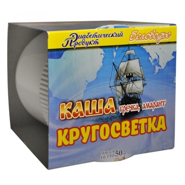 """Каша """"Кругосветка"""" Беловодье, 50 г"""