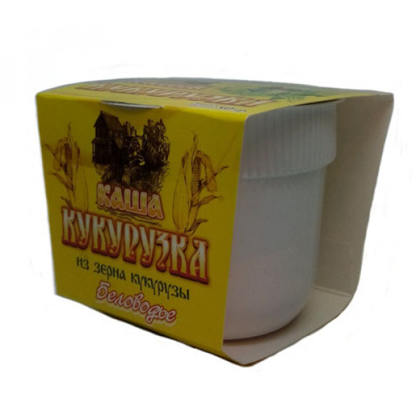 "Каша ""Кукурузка"" из зерна кукурузы Беловодье, 50 г"