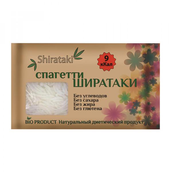 """Спагетти Ширатаки """"Shirataki"""", 340 г"""
