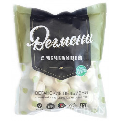 """Пельмени """"Вегмени"""" с Чечевицей, 450 г"""