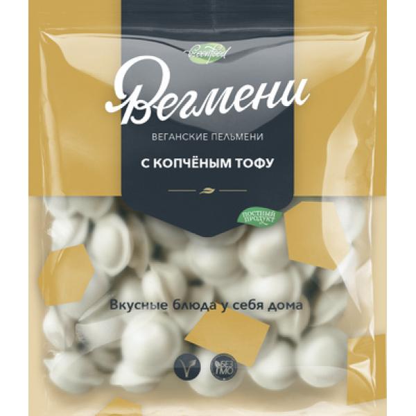 """Пельмени """"Вегмени"""" с Копчёным тофу, 450 г"""