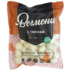 """Пельмени """"Вегмени"""" с Тыквой, 450 г"""