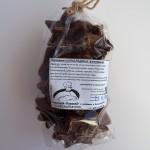 Печенье-пряники шоколадные