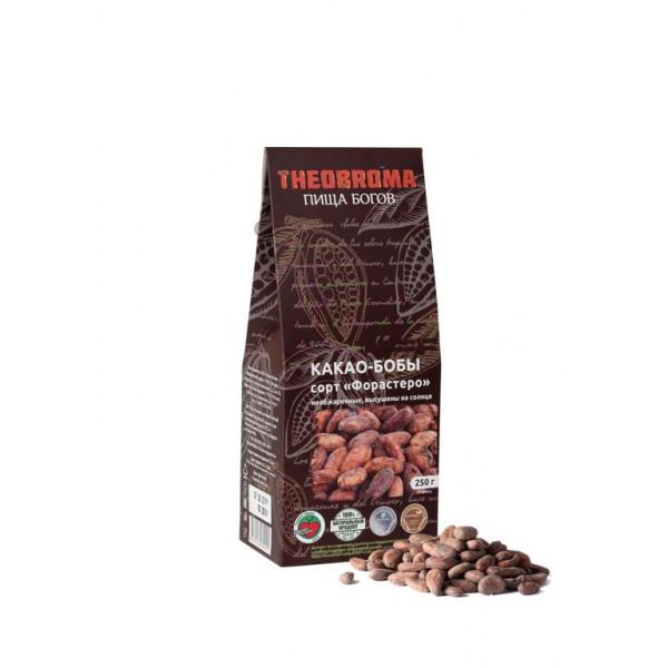 """Какао бобы """"Пища богов"""", 250 г"""