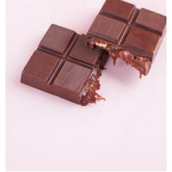 """Шоколад темный с начинкой """"Кофе и карамель"""" Lubaica, 65 г"""