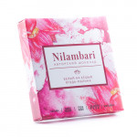 "Шоколад Nilambari белый на кешью ""Ягода-малина"", 65 г"