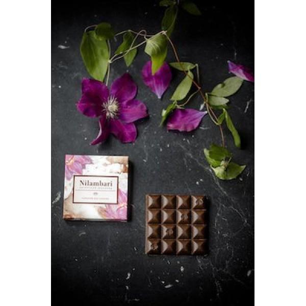 Шоколад Nilambari Горький 70%, 65 г