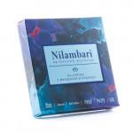 Шоколад Nilambari на кэробе с фундуком и изюмом без сахара, 65 г