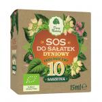"""Соус для салатов """"Тыквенный"""" ЭКО в пакетиках, 10х15 мл"""