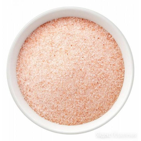 Соль Розовая гималайская мелкий помол, Пакистан (развес)
