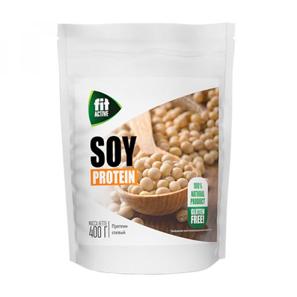 Протеин соевый Fit Parad, 400 г