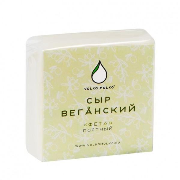 """Сыр веганский """"Фета"""" VolkoMolko, 280 г"""