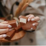 """Сырки глазированные в Светлом шоколаде Ваниль """"AMM"""" 110 г (2 шт)"""