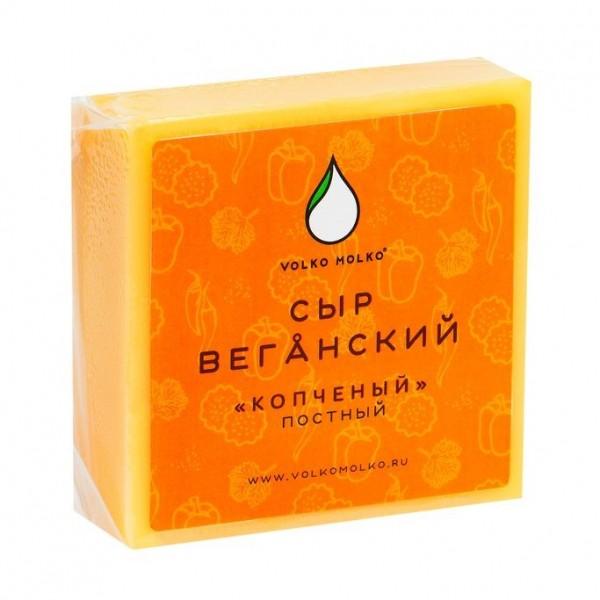 """Сыр веганский """"Копченый"""" VolkoMolko, 280 г"""