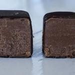 """Сырки веганские глазированные Шоколадные """"Friky"""", 70г (2шт)"""