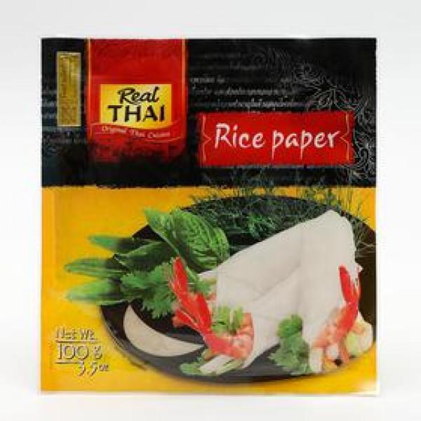 """Бумага рисовая """"Real Thai"""" 16 см, 100 г"""