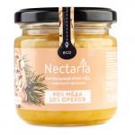 """Крем-мёд NECTARIA """"с Кедровым орехом"""", 230 г"""