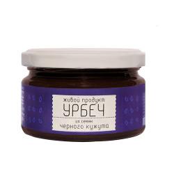 """Урбеч из семян чёрного кунжута """"Живой продукт"""", 225 г/965 г"""