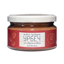 Урбеч из ядер абрикосовых косточек, 225 г