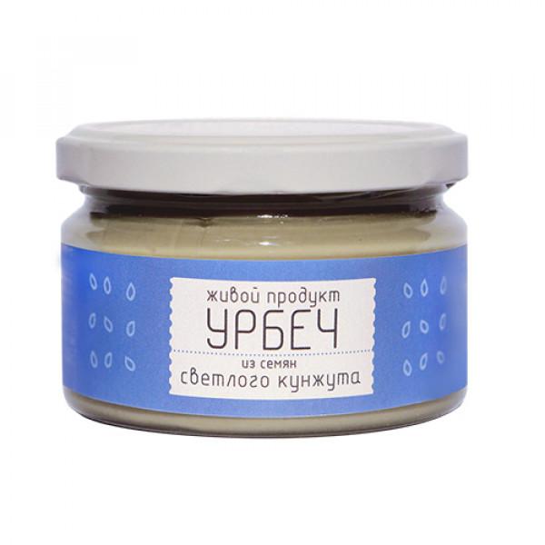"""Урбеч из семян Светлого Кунжута """"Живой продукт"""", 225 г/965 г"""