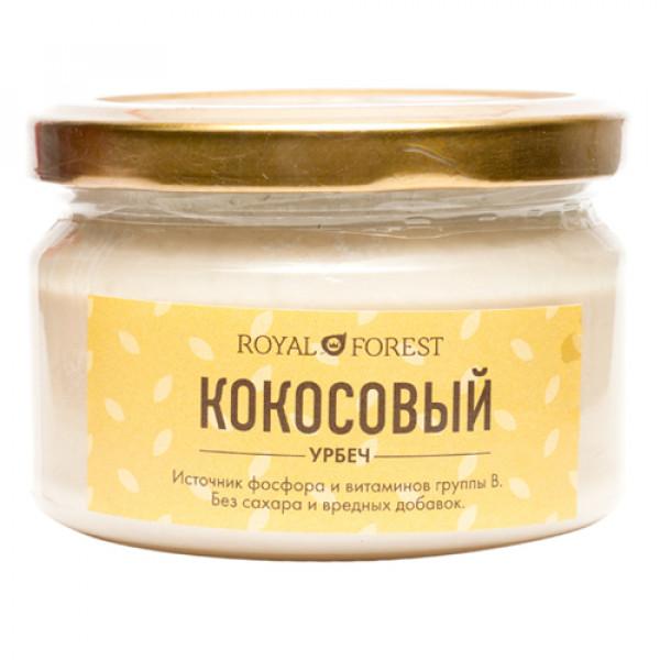 """Урбеч кокосовый """"Royal Forest"""", 200 г"""