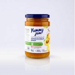 Низкокалорийный джем Yummy Jam абрикосовый, 350 г